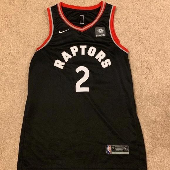 big sale 1627d ac40a Kawhi Leonard Raptors Jersey NBA